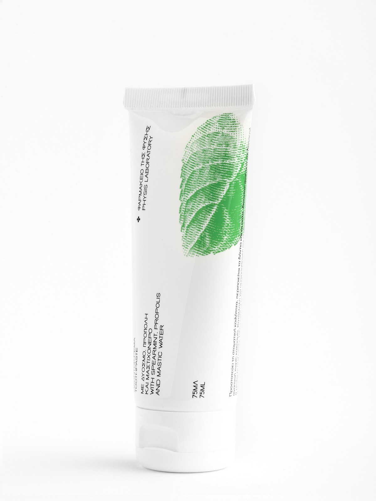 Spearmint, Propolis & Mastic Water Toothpaste